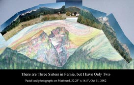Three Sisters, Fernie, BC - I have two